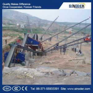 High Quality Vibrating Screen Machine Used for Mining Mill pictures & photos