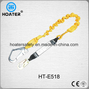 High Strength Polyester Lanyard Construction Safety Rope for Safety Belt pictures & photos