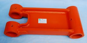 Doosan Dh55 Mini Welding Excavator Bucket Link pictures & photos
