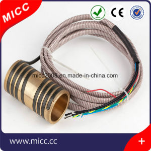 Micc Hot Runner Brass Pipe Heater Nozzle Coil Heater pictures & photos