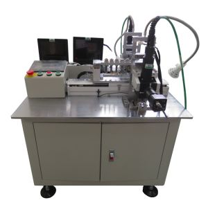 Motor Double Optical Path Welding Machine for Soldering The Shell Cover of Motor pictures & photos