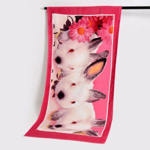 100% Polyester Microfiber Beach Towel, Cotton Beach Towel pictures & photos