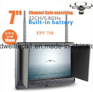 "Slim 7 "" LCD Monitor with HDMI Input for Aerial Photography/Videography pictures & photos"