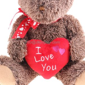 Custom Stuffed Animals Teddy Bears Valentines Day Gift pictures & photos