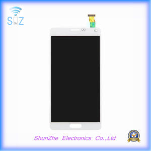 Touch Screen Displayer LCD for Samsung Galaxy Note 4 Note4 N9100 pictures & photos