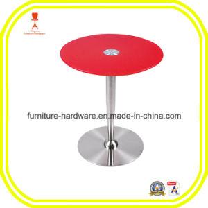 Furniture Hardware Parts Restaurant Table Round Base Leg Aluminum pictures & photos