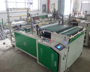 Fangtai Double Layer EPE Foam & Air Bubble Film Bag Making Machine Ce pictures & photos