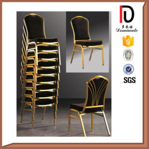 High Quality Classtic Style Leather Fancy Fabric Banquet Chair (BR-A105) pictures & photos