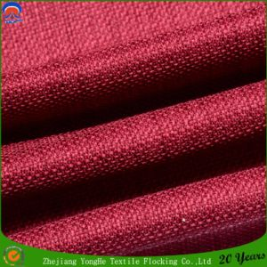 Hot 2017 Hotel Window Curtain Fabric Woven Polyester Fr Blackout Curtain Fabric pictures & photos