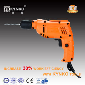 450W/10mm Kynko Power Tools/Variable Speed Electric Drill (6601) pictures & photos