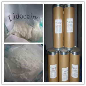Sell Factory Anesthetic Powder Xylocaine Lidocaine Powder Online pictures & photos