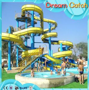 Commercial Used Large Water Slide for Sale pictures & photos
