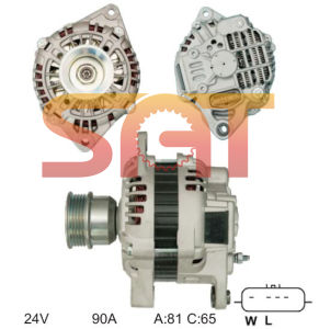 for Mitsubishi Alternator A4tr5091zt Ca2019IR pictures & photos