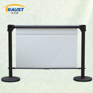 Promotional High Quality Crowd Control Queuing Barrier Stanchion pictures & photos