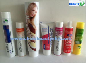 Cosmetic Packaging Skin Care Body Care Hand Cream Empty Collpasible Aluminum Plastic Laminated Tube pictures & photos