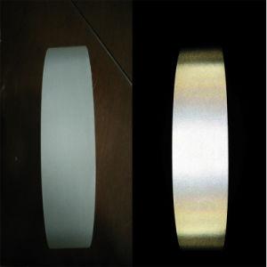 Hi-Viz Silver Reflective Tape for Safety Vest Cloths with En471 pictures & photos