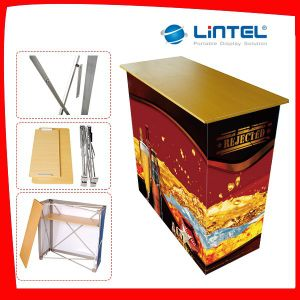 Promotional Advertising Fordable Aluminum Table (LT-09B) pictures & photos