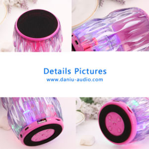 2016 Best Quality Wireless Bluetooth Speaker with Color LED MP3/MP4 Speaker Wireless Speaker portable Speaker pictures & photos