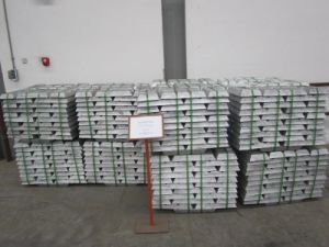 Cheap High Quality Aluminum Ingots 99.7% Min--A7 Factory Supply pictures & photos