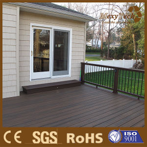 Extremely Weather Resistant WPC Floor WPC Coextrusion Outdoor Decking pictures & photos