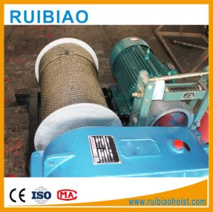 Wire Rope Fast Speed Building Electric Winch pictures & photos