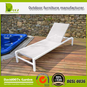 2017 New Design Hotel Furniture Chaise Lounge for Poolside