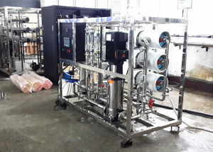 Reverse Osmosis System Water Treatment Plant Cj112 pictures & photos