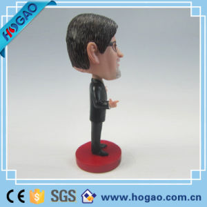 Polyresin Custom Bobble Head Figurines Resin Bobblehead pictures & photos