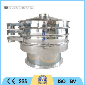 Rotary Powder Sieving Machine Vibrating Sieve (XZS-800-5) pictures & photos