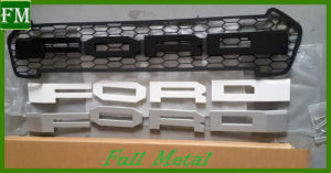 for Ford Ranger 2015 2016 2017 ABS Front Grill Grid pictures & photos