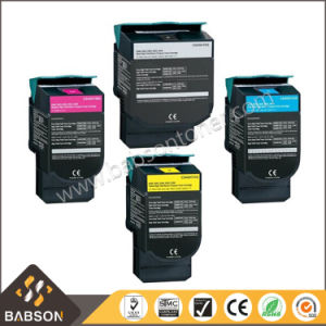 Hot Selling OEM C540 Color Universal Printer Cartridge for Lexmark pictures & photos
