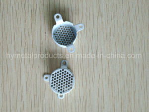 Customized Perforated Iron Speaker Mesh for Audio with Coating pictures & photos