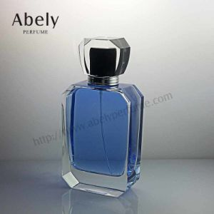 100ml Luxury Brand Transparent Glass Perfume Bottle pictures & photos