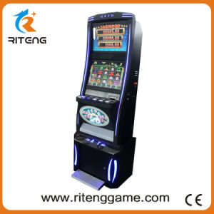 Coin Operated Video Game Casino Slot Machine pictures & photos