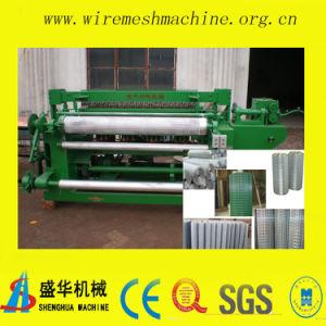 Welded Wire Mesh Roller Machine (welded diameter: 0.5-5mm) pictures & photos