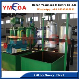 China Manufacturer Supply Peanut Oil Refining Machine for Cooking Oil pictures & photos