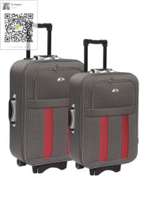 EVA Soft Suitcase in 350d Polyester Fabric pictures & photos