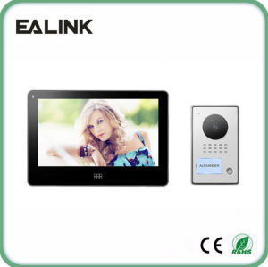 Economical Video Door Phone Intercom System with Handset
