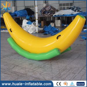 Inflatable Banana Water Totter, Inflatable Seesaw for Sale
