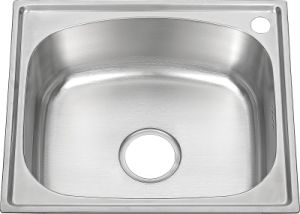 L5313 S. S Stretching Single Bowl Sink pictures & photos
