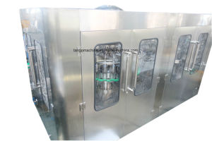 8-8-3 16-12-6 18-18-6 24-24-8 32-32-10 40-40-12 Pet Bottle Washing Filling Capping 3-in-1 Unit Machine pictures & photos
