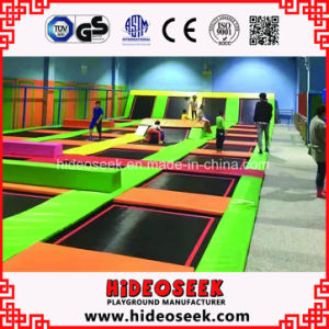 Small and Cheap Trampoline Bed with Good Quality pictures & photos