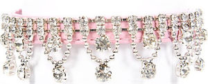 Pink Fashion Bling Pet Collar, Dog necklace Collar pictures & photos