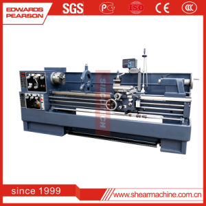 Ck6136/Ck6140 Flat Bed Horizontal CNC Lathe Machine/Bench Lathe Machine/Siecc Lathe Machine pictures & photos
