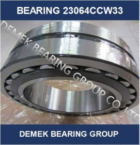High Quality Spherical Roller Bearing 23064 Ccw33 with Steel Cage pictures & photos
