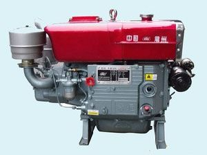 Kaishan 5bar Diesel Drive Mini Piston Air Compressor W-1.35/5 pictures & photos