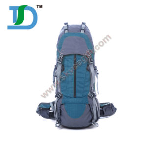 Waterproof Nylon Unisex Travel Camping Hiking Backpack pictures & photos