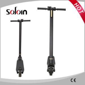 Street 24V 250W Carbon Fiber/Aluminum Alloy Balance Electric Scooter (SZE250S-6) pictures & photos