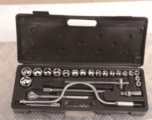 "25PCS Professional Maintenance Hand Tool Set 1/2"" Drive Socket Set pictures & photos"