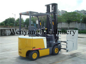 China Made Forklift Attachment Forklift Fridge Clamps pictures & photos